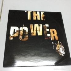 Discos de vinilo: SNAP FEAT EINSTEIN - THE POWER ( REMIXES 96) - REF 165. Lote 140920198