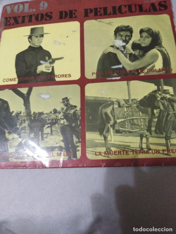 EXITOS DE PELICULAS (Música - Discos - Singles Vinilo - Otros estilos)