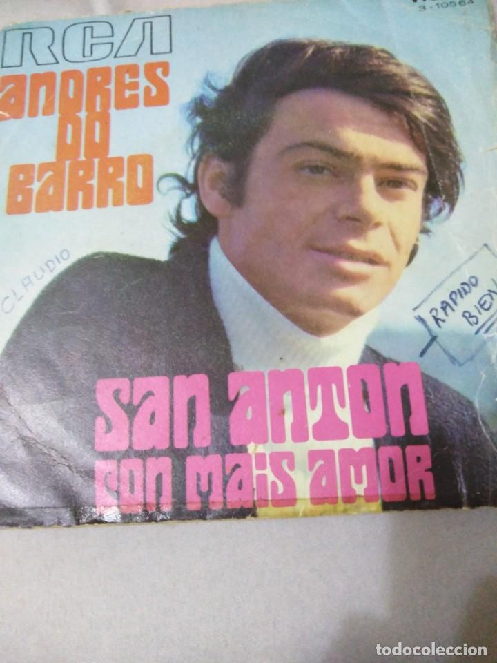 AMORES DO BARRO (Música - Discos - Singles Vinilo - Otros estilos)