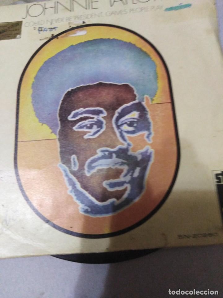 JOHNNIE TAYLOR (Musik - Vinyl-Schallplatten - Singles - Andere Stile)