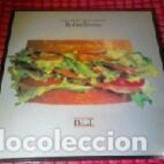 Discos de vinilo: JACK BRUCE BILL LORDAN B.L.T. US 1981 LP. Lote 140935878
