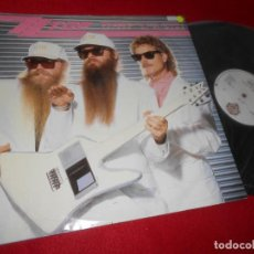 Discos de vinilo: ZZ TOP STAGES/HI FI MAMA/STAGES(EXTENDED VERSION) MX 12'' 1985 WARNER BROS EDICION UK. Lote 140940034