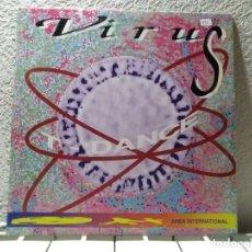 Discos de vinilo: VIRUS. Lote 140967562