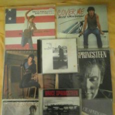 Discos de vinilo: BRUCE SPRINGSTEEN. 6 SINGLES + 2CD,S MUY RAROS ( ANOTHER SIDE OF BRUCE Y FISTFULL OF DOLLARS ). Lote 140969918