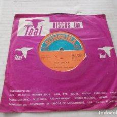 Discos de vinilo: THE ANGUGO TONIC BAND. ADUNDO BWANA. ACHIENG P.S.. Lote 140970022
