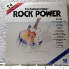 Discos de vinilo: ROCK POWER. Lote 140971002