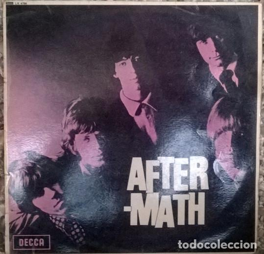 Rolling Stones  Aftermath (After-Math)  London, UK 1966 (LP original mono  LK 4786)