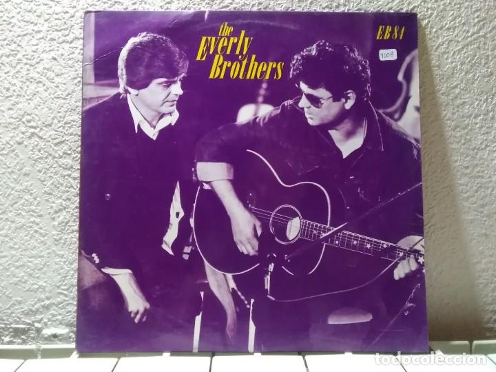 THE EVERLY BROTHERS (Música - Discos - LP Vinilo - Rock & Roll)