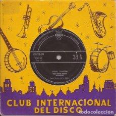 Discos de vinilo: EP LIONEL HAMPTON SUMMERTOME CID 1713 33 RPM SPAIN 1959 JAZZ. Lote 140983414