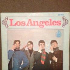 Discos de vinilo: LOS ANGELES: 98.6 , ME HACES SENTIRME TAN DICHOSO HISPAVOX 1967. Lote 140990282