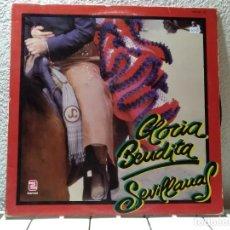 Discos de vinilo: GLORIA BENDITA. Lote 140991554
