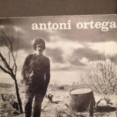 Discos de vinilo: ANTONI ORTEGA: GRUP GUILLEM DE CABESTANY EP 1973 - CANÇÓ CATALUNYA NORD ESPRIU. Lote 140993618