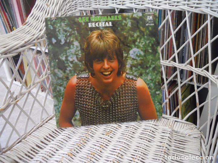 LEE MICHAELS – RECITAL .LP ORIGINAL USA 1969.CARPETA ABIERTA.PSYCHEDELIC ROCK (Música - Discos - LP Vinilo - Pop - Rock Extranjero de los 50 y 60)
