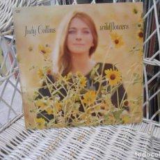 Discos de vinilo: JUDY COLLINS – WILDFLOWERS .LP ORIGINAL USA 1967.SELLO ELEKTRA.FOLK ROCK. Lote 140996842