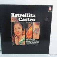 Discos de vinilo: ESTRELLITA CASTRO. LP VINILO. ZAFIRO. 1984. VER FOTOGRAFIAS ADJUNTAS. Lote 141003218