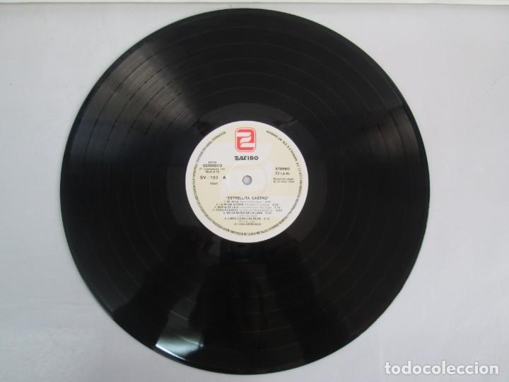 Discos de vinilo: ESTRELLITA CASTRO. LP VINILO. ZAFIRO. 1984. VER FOTOGRAFIAS ADJUNTAS - Foto 4 - 141003218