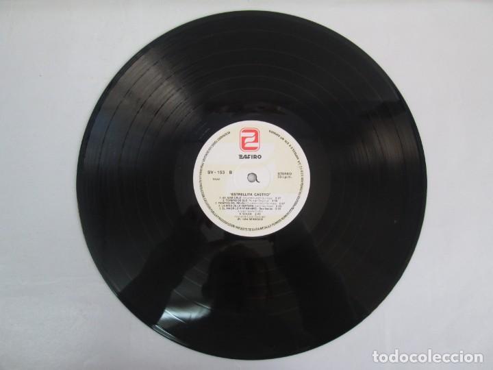 Discos de vinilo: ESTRELLITA CASTRO. LP VINILO. ZAFIRO. 1984. VER FOTOGRAFIAS ADJUNTAS - Foto 6 - 141003218