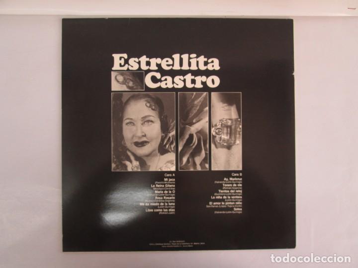Discos de vinilo: ESTRELLITA CASTRO. LP VINILO. ZAFIRO. 1984. VER FOTOGRAFIAS ADJUNTAS - Foto 8 - 141003218