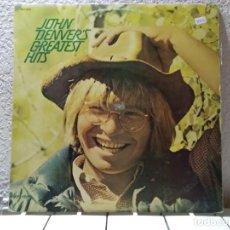 Discos de vinilo: JOHN DEWER'S GREATEST HITS. Lote 141004510