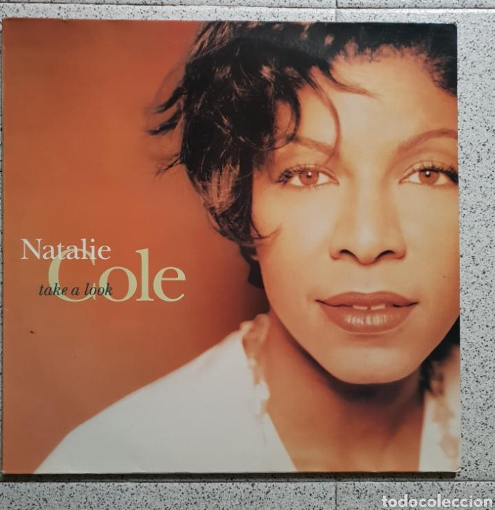DOBLE LP NATALIE COLE TAKE A LOOK (Música - Discos de Vinilo - Maxi Singles - Pop - Rock Extranjero de los 90 a la actualidad)