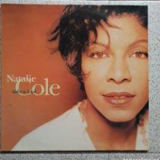 Discos de vinilo: DOBLE LP NATALIE COLE TAKE A LOOK. Lote 141014150