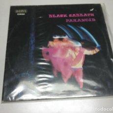 Discos de vinilo: BLACK SABBATH- PARANOID. Lote 141107306