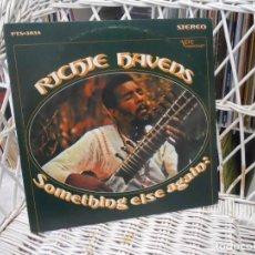 Discos de vinilo: RICHIE HAVENS – SOMETHIN' ELSE AGAIN .LP ORIGINAL USA 1967.SELLO VERVE FORECAST.FOLK ROCK. Lote 141110066