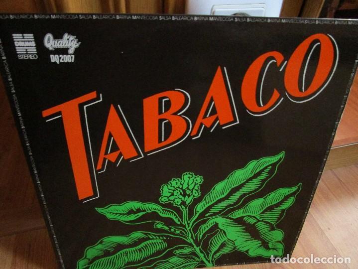 LP GRUPO ESPAÑOL TABACO MISMO TITULO ESTE LP MUY BUEN ESTADO AÑO DE ESTA EDICION 1979 (Música - Discos - LP Vinilo - Grupos Españoles de los 70 y 80)