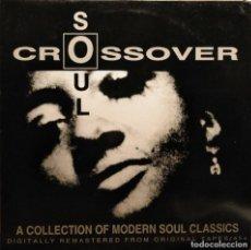 Discos de vinilo: VARIOS SOUL CROSSOVER LP 60S 70S MOD SOUL. Lote 141114942