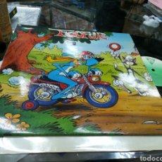 Discos de vinilo: FOOFUR LP 1988. Lote 141123853
