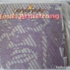 Discos de vinilo: LOUIS ARMSTRONG ATTENTION! LOUIS ARMSTRONG! . Lote 141135878