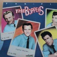 Discos de vinilo: THE BOPPERS ( FAN-PIX ) 1980 - SCANDINAVIA LP. Lote 141136954