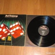 Discos de vinilo - BAD COMPANY - STRAIGHT SHOOTER - SPAIN - ARIOLA - INCLUYE ENCARTES - T - - 141141810
