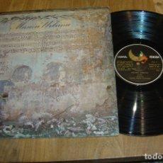 Discos de vinilo: LP MUSICA URBANA EDIGSA 1976. MUY BIEN CONSERVADO.. Lote 141113878