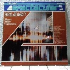 Discos de vinilo: BROADWAY . Lote 141171134