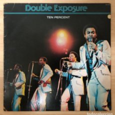 Discos de vinilo: DISCO VINILO , LP DOUBLE EXPOSURE , TEN PERCENT. Lote 141176354
