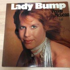 Discos de vinilo: LADY BUMP , DISCO VINILO LP. Lote 141180798