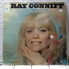 Discos de vinilo: RAY CONNIFF. Lote 141182238
