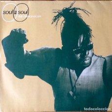 Discos de vinilo: SOUL II SOUL : CLUB CLASSICS VOL. 1 [DEU 1989] LP. Lote 141183646