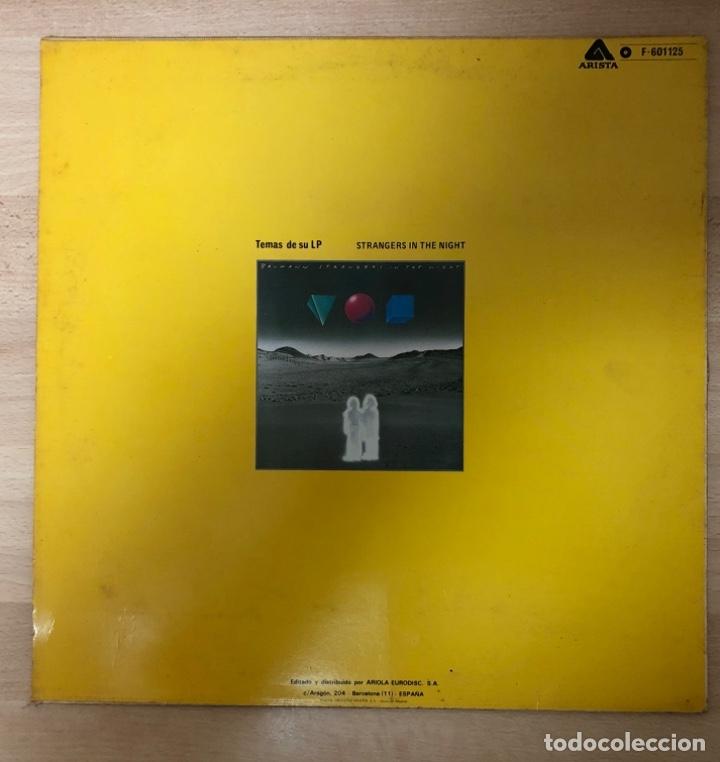 Discos de vinilo: DISCO VINILO , MAXI - SINGLE 45 r. p. m . BAUMAN STRANGERS IN THE NIGHT - Foto 3 - 141189586