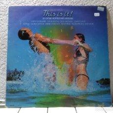 Discos de vinilo: THIS IS IT. Lote 141192698