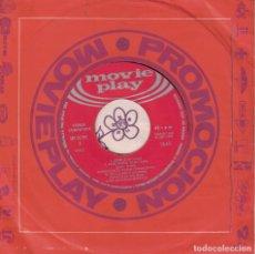 Discos de vinilo: LLUIS LLACH - SOMMI / QUEL VAIXELL / CELS TRENCATS / EL BANDOLER (EP ESPAÑOL, MOVIEPLAY 1970). Lote 141193534