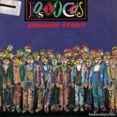 Discos de vinil: LOS LOCOS - SUMMER STORY / DETRAS DE LA VERDAD (SINGLE ESPAÑOL, TWINS 1987). Lote 141194670