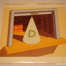 Discos de vinilo: THE KORGIS ( DUMB WAITERS ) 1980 - SWEDEN LP33 RIALTO RECORDS. Lote 141196674