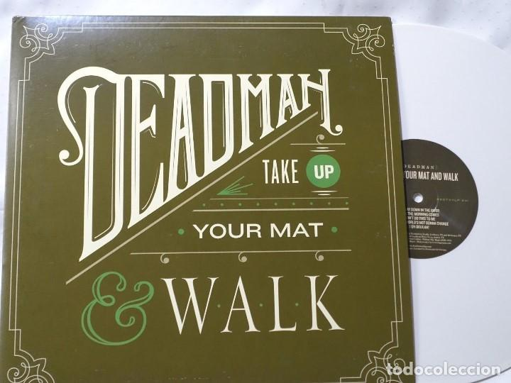 Deadman Take Up Your Mat And Walk White Lp Buy Vinyl Records