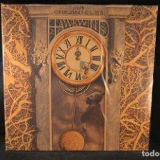 Discos de vinilo: HAWKWIND - LIVE CHRONICLES - 2 LP. Lote 141219194
