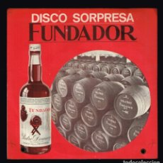 Discos de vinilo: FUNDADOR PARADE. ELOISE 10168 FUNDADOR DISCO SORPRESA 1968 DISCO. Lote 141224342