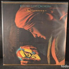 Discos de vinilo: ELO - ELECTRIC LIGHT ORCHESTRA - DISCOVERY - LP. Lote 141225282