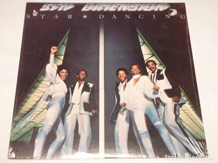 5TH DIMENSION ( STAR DANCING ) USA - 1978 LP33 MOTOWN RECORDS (Música - Discos - LP Vinilo - Funk, Soul y Black Music)