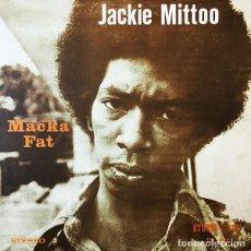 Discos de vinilo: JACKIE MITTOO LP MACKA FAT VINILO REEDICION STUDIO ONE. Lote 141233006